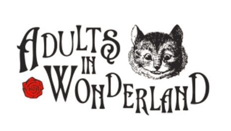 adults in wonderland graphic